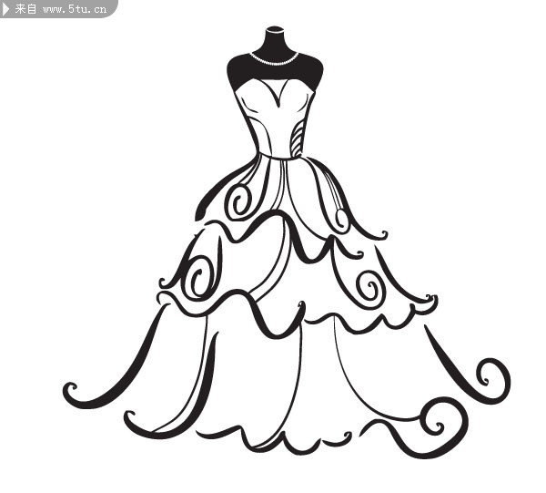 wedding clipart black and white free download - photo #5